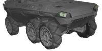Tigran Armored Personnel Carrier