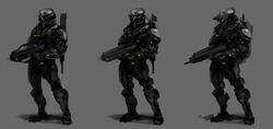 Obsion armour