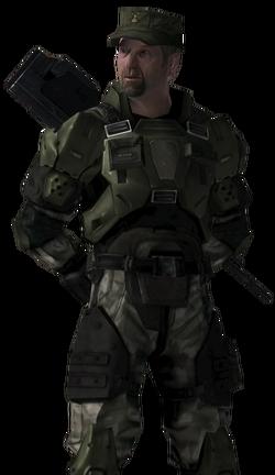 Corporal Stalix