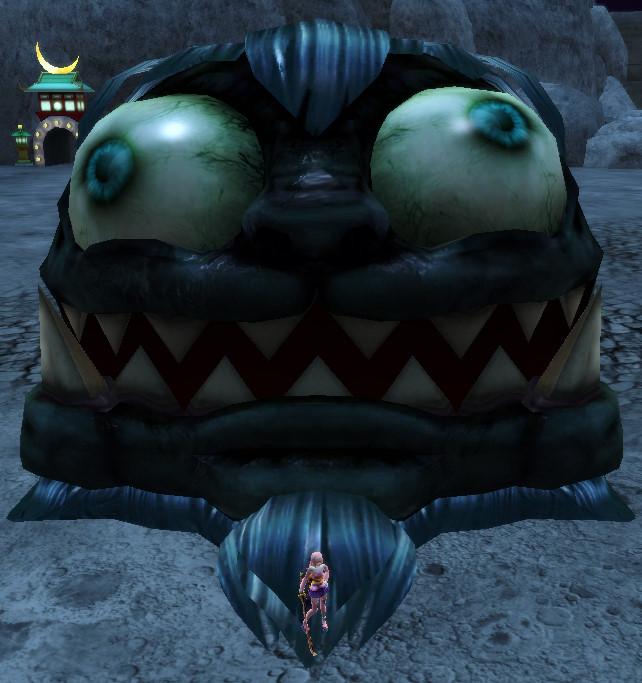 Huge Gankubi