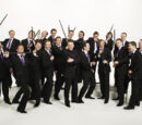 ONLY MEN ALOUD! Wiki