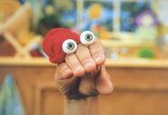 Oobi Kako Nick Jr Noggin TV Series Show Hand Puppet Character 1