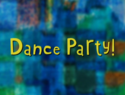 Oobi Dance Party! Title Card