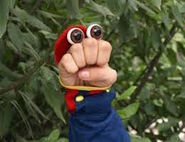 Iranian Oobi Hand Puppet TV Show Series - Dasdasi Character