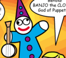 Banjo the Clown