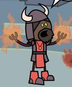 High Priest of Heimdall Comic 0998
