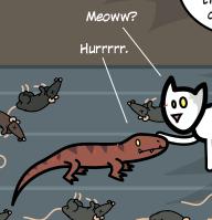 Bloodfeast as Lizard