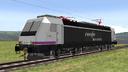Locomotora Traxx Renfe 253