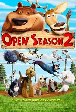 Open season two xlg