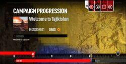 Welcome to Tajikistan