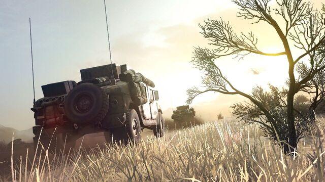 File:Humvee convoy.jpg