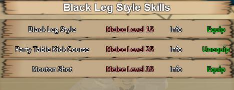 BlackLegStyleSkill