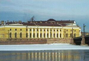 ZIN St Petersburg building