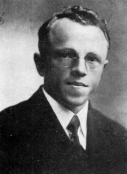 Josef Kratochvil (6 Jan 1909 Velké Mezirici)