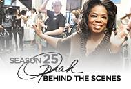Season 25: Behind the scenes