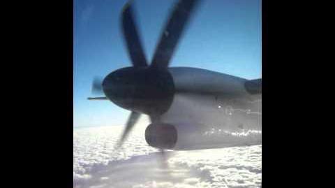 Propeller Strobe Effect