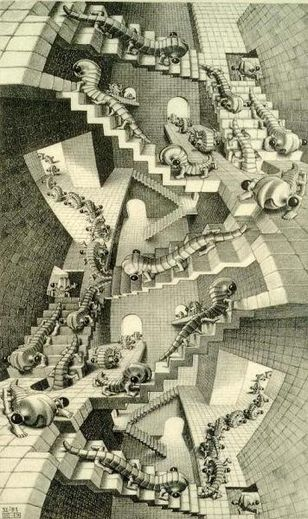 House Of Stairs (Escher)