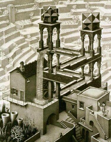 File:Escher Waterfall.jpg