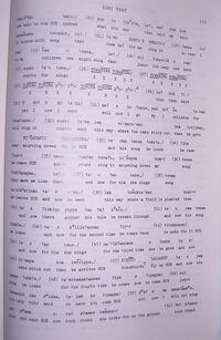 Bright's Ethnopoetic Script