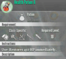 Health Potion II