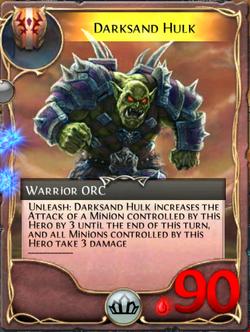 Darksand Hulk