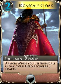 Ironscalecloak