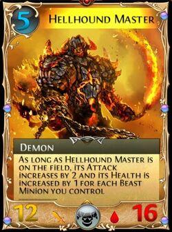 Hellhound master updated