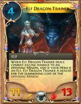 Elf Dragon Trainer
