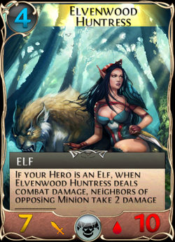 Elvenwoodhuntress