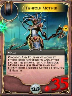 Fishfolk Mother