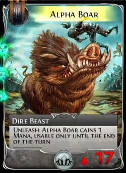 Alpha Boar