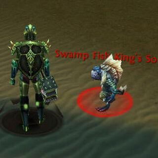 Swamp Fish King's Son