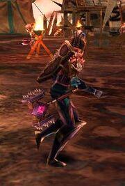 Meteoric warhammer