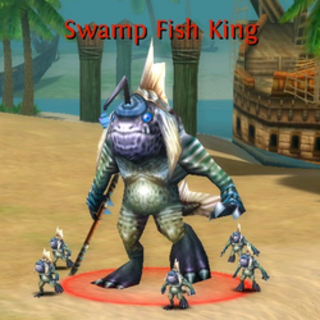 Swamp Fish King's Sons
