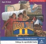 Oregon Trail II cover