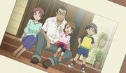 Kousaka Family Photo