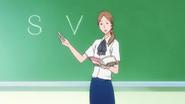 Horiuchi teaching english