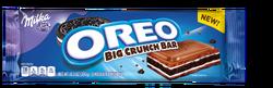 Milka OREO Big Crunch Chocolate Candy Bar 10oz