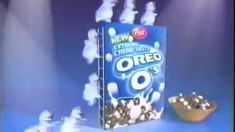 Oreo Cereal Commercial (2002)