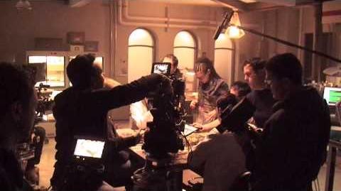 Behind-The-Scenes Of Orphan Black Season 2 With Evelyne Brochu
