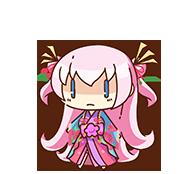 Asahi Hime chibi