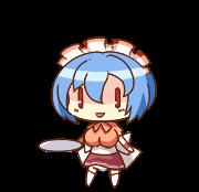 Shirosawa Mirai chibi