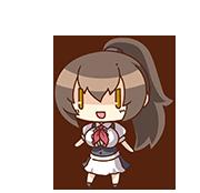 Anna Kagami chibi