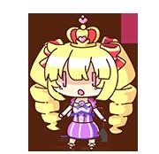 Charlotte (Sharurotte) Chibi