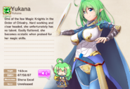 Yukana Album Entry
