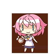 Kimishima Mika chibi