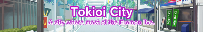Tokioi City banner