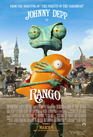 Rango movie poster 02