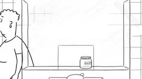 Lavatory - Lovestory 2007 - Oscar 2009 Animated Short Film
