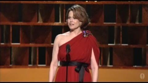 """Avatar"" winning the Oscar® for Art Direction"